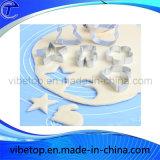 Le moulage de jeux de coupeur de gâteau le plus neuf/biscuit d'acier inoxydable d'outils de traitement au four de type