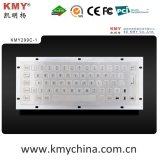 Teclado metálico industrial de aço inoxidável (KMY299C-1)