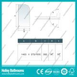 Poplular Walk-in Dusche-Bildschirm mit ausgeglichenem lamelliertem Glas (SE934C)