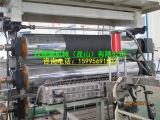 Ligne simple de production à la machine d'extrusion de feuille d'EVA de vis