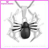 Houder van de Herinnering van de As van de Halsband van de Crematie van het Staal van de Tegenhanger van de Urn van de spin de Herdenkings (IJD9761)