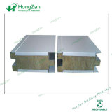 Qualität Rockwool Panel-Zwischenlage-Panel-feuerfestes Stahlfelsen-Wolle-Zwischenlage-Isolierpanel