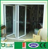Doppelverglasung-Falz-Tür