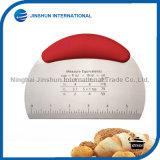 Gratin de pâte à pain avec échelle