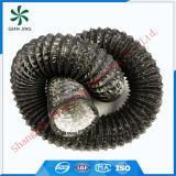 HVAC 시스템을%s 내화성 Combi PVC 알루미늄 유연한 덕트
