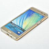 Противоударный панцырь защитное TPU и почищенное щеткой аргументы за Samsung металла