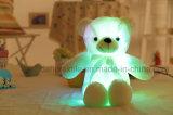 LED 밤 빛, 20 인치를 가진 채워진 장난감 곰 선물 장난감