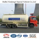 Cumminsのディーゼル機関を搭載する29cbm Dongfengのユーロ3の木炭粉のタンク車