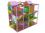 O campo de jogos interno das crianças quentes da venda caçoa o equipamento macio do jogo