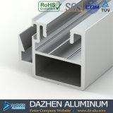 Cor personalizada do tamanho de África do Sul perfil de alumínio