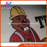 Vinilo unidireccional de la pantalla de la ventana de la visión