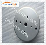 合金鋼鉄CNCの機械化の部品