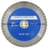 Лезвие непрерывной алмазной пилы оправы керамическое для фарфора вырезывания керамического