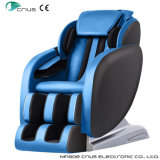 L forma de deslizamiento cero gravedad masaje silla