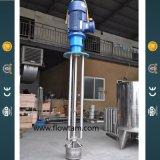 Misturador de alto cisalhamento líquido tipo lote (BRH-300)