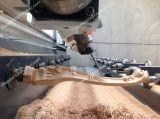 5 macchine di CNC di falegnameria di asse con Multihead rotativo