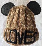Chapeau mignon de mode de souris de l'hiver