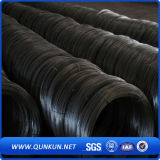 Usine de fil de reliure recuite noire