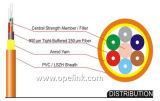 De binnen Kabel van de Vezel van de Distributie van de Kabel van de Optische Vezel