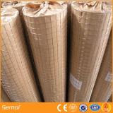 Rete metallica saldata galvanizzata del ferro/rete metallica saldata del ferro