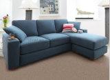 Muebles grandes del sofá de la sala de estar de la tela de la manera (HX-SL036)