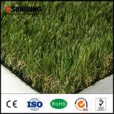 中国の製造者PPE材料42mmの自然な庭の人工的な芝生