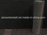 Sgs-Fabrik Belüftung-überzogene sechseckige Draht-Filetarbeit mit konkurrenzfähigem Preis