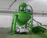 Máquina de nylon del separador de la fibra para la fibra separada del polvo de goma