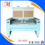 New-Style Laser-Ausschnitt-Maschine für Acrylausschnitt (JM-1480T)