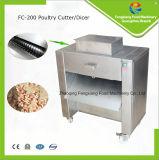 Коммерчески автомат для резки цыплятины FC-200, машина мяса обрабатывая