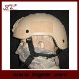 경찰 프레임 헬멧을%s 가진 전술상 Mich 2001년 Nvg 마운트 헬멧