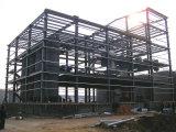SGS 증명서 Prefabricated 강철 구조물 건물 집