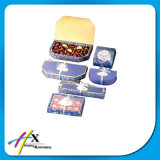 Spezialpapier-Luxus/kundenspezifisches Pappschal-Kleidungs-Schokoladen-Geschenk-verpackenkasten