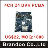 4CH Motherboard des Auto-DVR