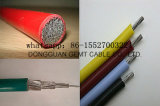 De vastgelopen Elektrische Kabel van de Isolatie van pvc van de Leider van het Aluminium