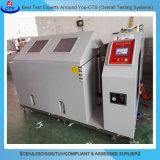 Máquina de prueba compuesta del aerosol del agua salada de la temperatura ambiental programable de la humedad