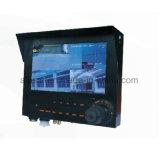 Sistema de prueba dinámico 3G 4G Intergrate de cámara IR PTZ de velocidad variable