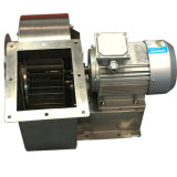 C que conduz o ventilador do centrifugador do aço inoxidável