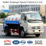camion speciale di 5cbm Foton per lo spruzzatore della via nella zona collinosa