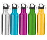 Kundenspezifischer Nahrungsmittelgrad-Edelstahl-Aluminiumsport-Flasche