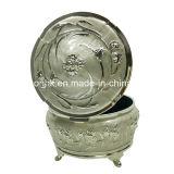 Caja vendedora caliente de la joyería de la decoración del partido para el regalo de boda