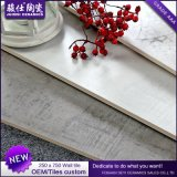 Precio barato 250&times de la fábrica de China; Azulejo de cerámica de la pared del azulejo de Pocerlain de 750 interiores
