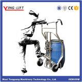 Transportador inoxidável do cilindro de aço