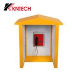 2016 Akoestische Kap rf-16 van het Lawaai van de Telefoon van de Noodsituatie Kntech Telefooncel