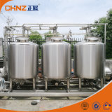 Geräten-Reinigungs-Systems-Waschmaschine der Nahrungsmittelgrad-halb Selbstbrauerei-CIP