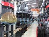 ISO 승인을%s 가진 직업적인 유압 콘 쇄석기