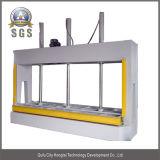 Máquina fría de la prensa de la nueva puerta de madera