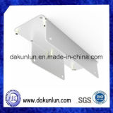 Zentrale Maschinerie-Aluminiumteile für Energien-Shell