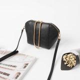 Mini sac de chaîne de sac d'épaule de type de cuir de dames populaires simples de sac à main