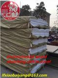 Coton acoustique de fibre de polyester d'absorption saine et couverture acoustique de feutre acoustique de laines